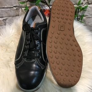 Footjoy Contour Casual Golf Shoes / spikeless